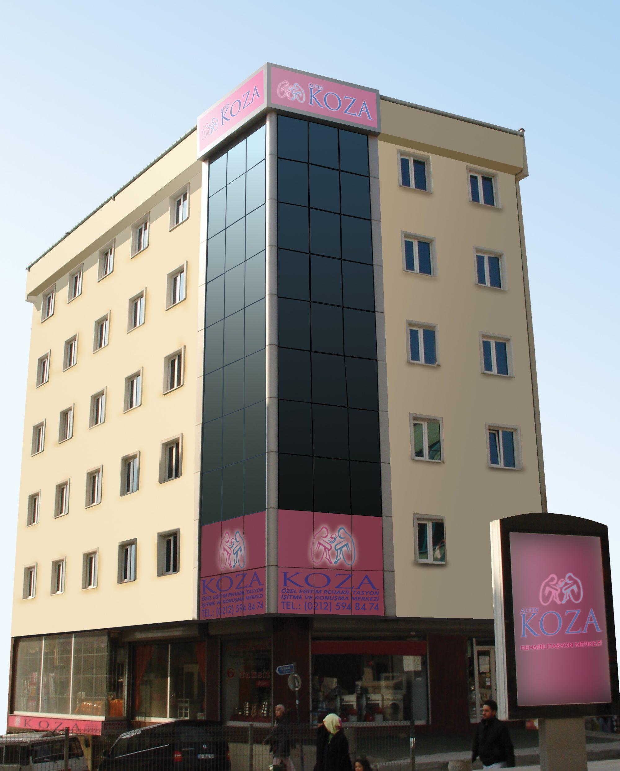 Özel Altın Koza Özel Eğitim ve Rehabilitasyon Merkezi